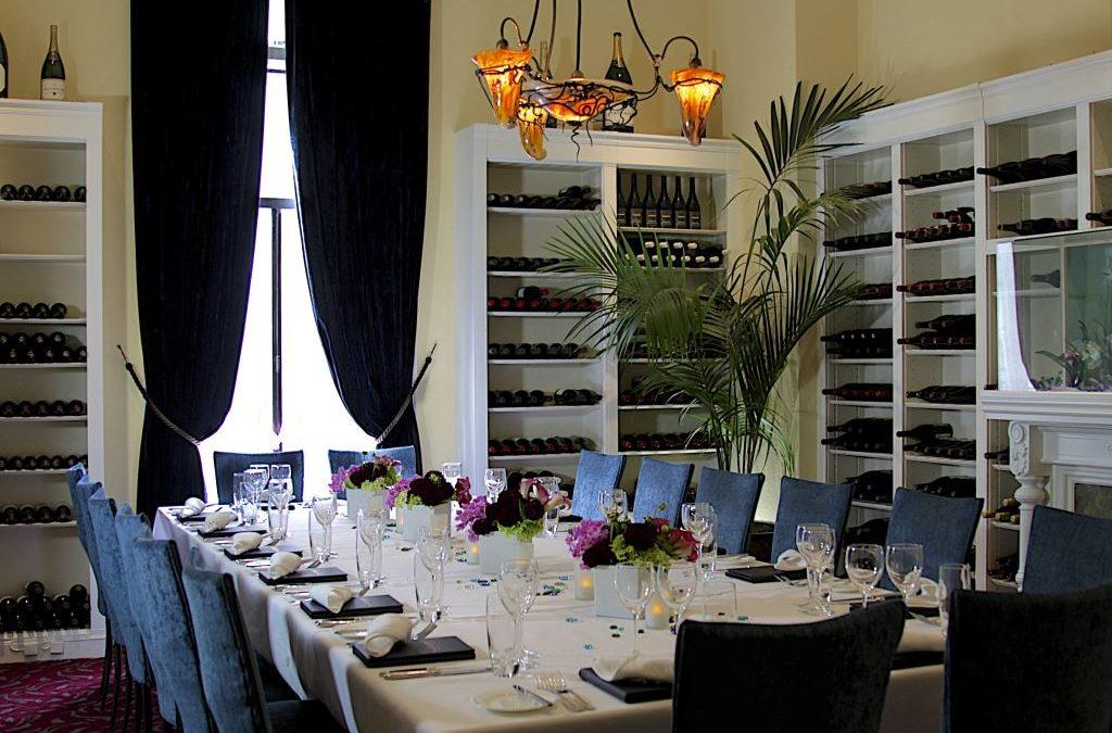 Farallon – The Sevruga Room