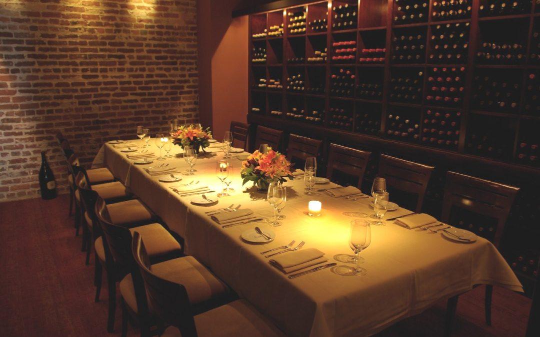 Jardinière – The Wine Room