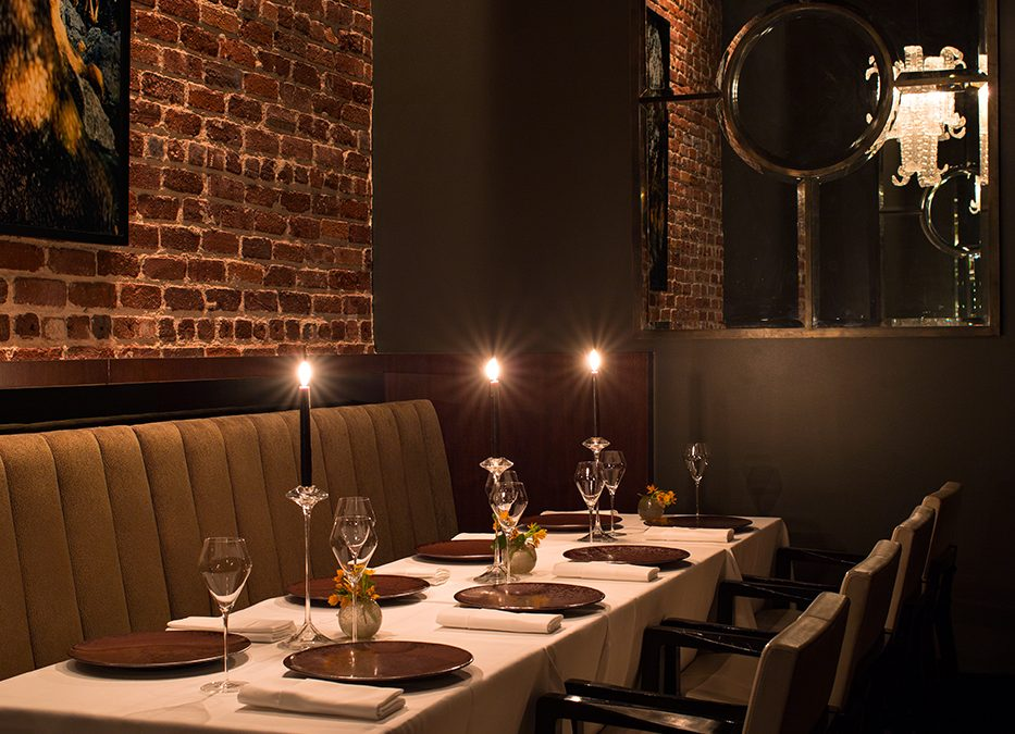 Quince – The North Private Dining Room