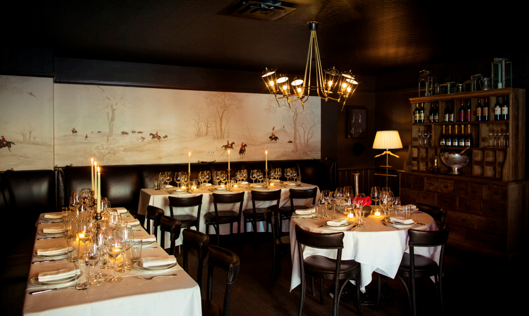 The Cavalier – The Wine Stables
